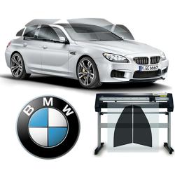 pellicole pretagliate su misura vetri auto per tutte le BMW